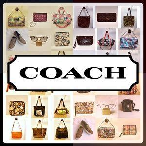 Coach Items